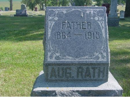 RATH, AUGUST - Ida County, Iowa | AUGUST RATH