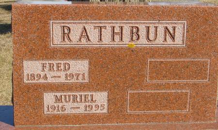 RATHBUN, FRED & MURIEL - Ida County, Iowa | FRED & MURIEL RATHBUN