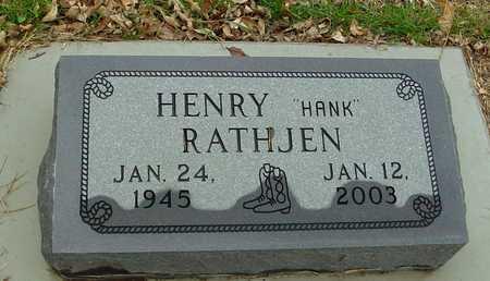 RATHJEN, HENRY - Ida County, Iowa | HENRY RATHJEN