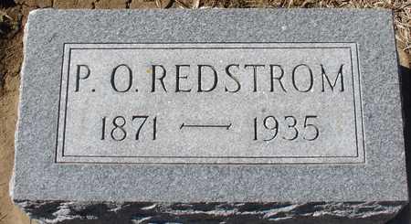 REDSTROM, P. O. - Ida County, Iowa   P. O. REDSTROM