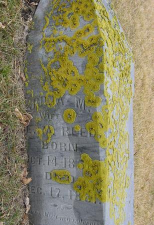REED, EPHRAIM & JULIA - Ida County, Iowa | EPHRAIM & JULIA REED