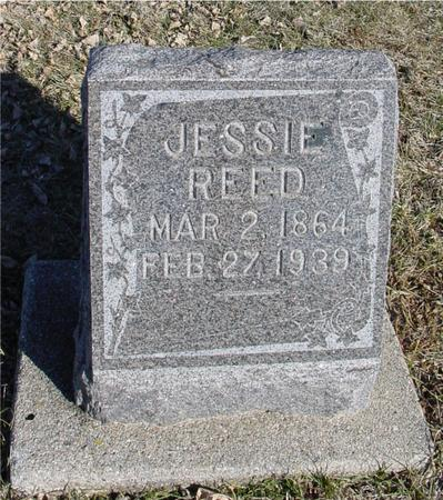 REED, JESSIE - Ida County, Iowa | JESSIE REED