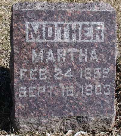 REHSE, MARTHA - Ida County, Iowa | MARTHA REHSE