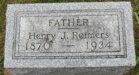 REIMERS, HENRY J. - Ida County, Iowa   HENRY J. REIMERS