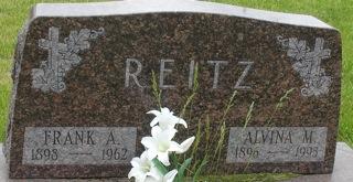 REITZ, FRANK - Ida County, Iowa | FRANK REITZ