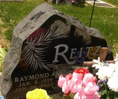 REITZ, RAYMOND - Ida County, Iowa | RAYMOND REITZ