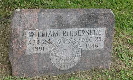 RIEBERSEHL, WILLIAM - Ida County, Iowa | WILLIAM RIEBERSEHL