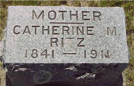 RITZ, CATHERINE M. - Ida County, Iowa | CATHERINE M. RITZ