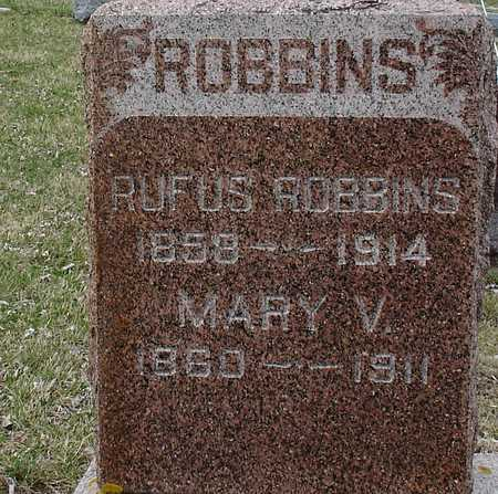 ROBBINS, RUFUS & MARY - Ida County, Iowa | RUFUS & MARY ROBBINS