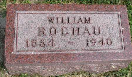 ROCHAU, WILLIAM - Ida County, Iowa | WILLIAM ROCHAU