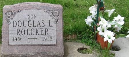 ROECKER, DOUGLAS L. - Ida County, Iowa | DOUGLAS L. ROECKER