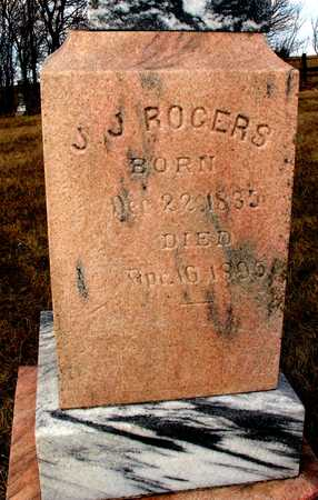 ROGERS, J. J. - Ida County, Iowa | J. J. ROGERS