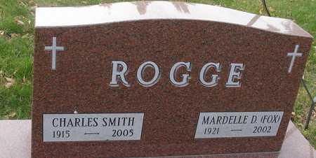 ROGGE, CHARLES & MARDELLE - Ida County, Iowa | CHARLES & MARDELLE ROGGE