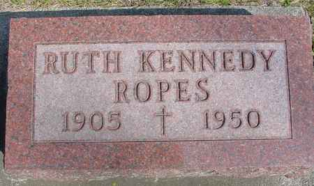 ROPES, RUTH - Ida County, Iowa | RUTH ROPES