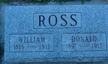 ROSS, WILLIAM & DONALD - Ida County, Iowa | WILLIAM & DONALD ROSS