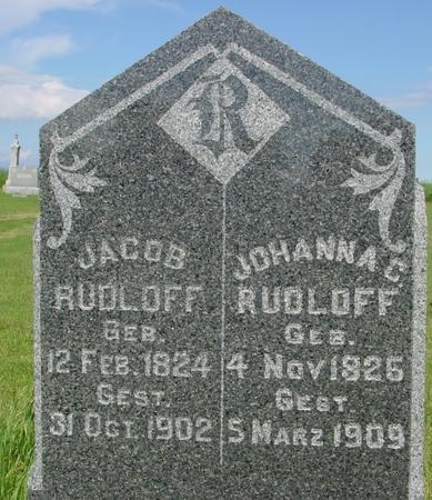 RUDLOFF, JACOB - Ida County, Iowa   JACOB RUDLOFF
