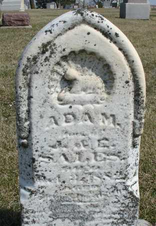 SALES, ADAM - Ida County, Iowa | ADAM SALES