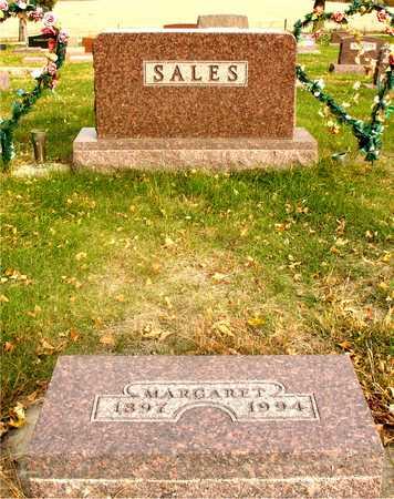 SALES, MARGARET - Ida County, Iowa | MARGARET SALES