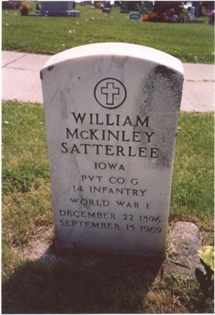 SATTERLEE, WILLIAM - Ida County, Iowa | WILLIAM SATTERLEE