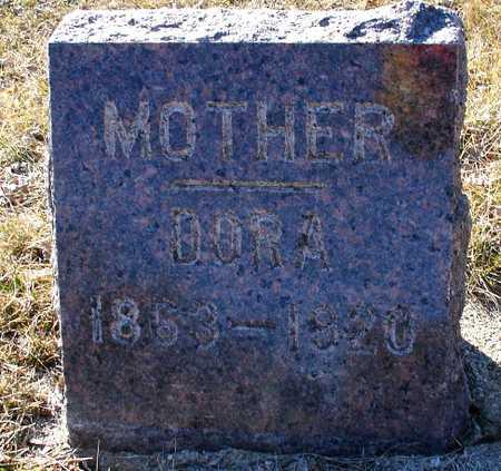 SAXEN, DORA - Ida County, Iowa | DORA SAXEN