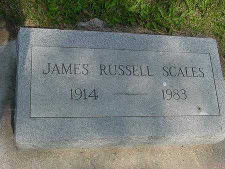 SCALES, JAMES - Ida County, Iowa | JAMES SCALES