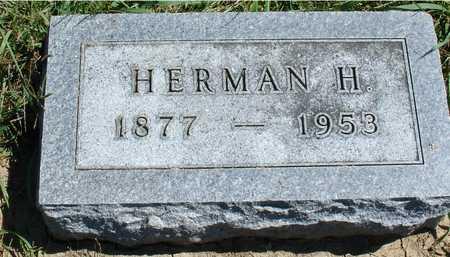 SCHADE, HERMAN H. - Ida County, Iowa | HERMAN H. SCHADE