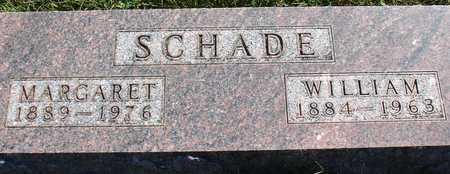 SCHADE, WM. & MARGARET - Ida County, Iowa | WM. & MARGARET SCHADE