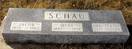 SCHAU, JACOB & META - Ida County, Iowa | JACOB & META SCHAU