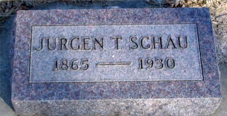 SCHAU, JURGEN T. - Ida County, Iowa   JURGEN T. SCHAU