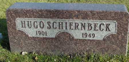 SCHIERNBECK, HUGO - Ida County, Iowa   HUGO SCHIERNBECK