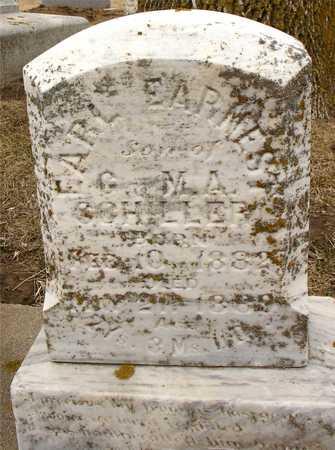 SCHILLER, EARL EARNEST - Ida County, Iowa | EARL EARNEST SCHILLER