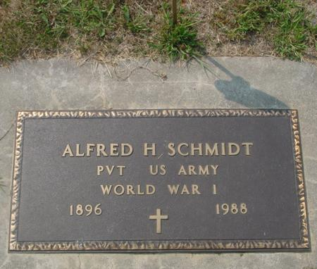 SCHMIDT, ALFRED H. & MARY - Ida County, Iowa | ALFRED H. & MARY SCHMIDT