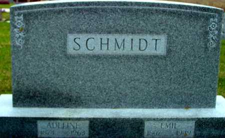 SCHMIDT, EMIL & ADELINE - Ida County, Iowa | EMIL & ADELINE SCHMIDT