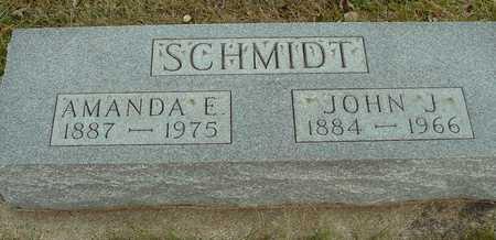 SCHMIDT, JOHN J. & AMANDA - Ida County, Iowa | JOHN J. & AMANDA SCHMIDT