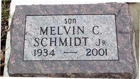 SCHMIDT, MELVIN C.  JR. - Ida County, Iowa | MELVIN C.  JR. SCHMIDT