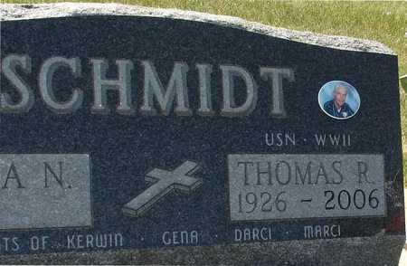 SCHMIDT, THOMAS R. - Ida County, Iowa | THOMAS R. SCHMIDT