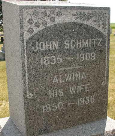 SCHMITZ, ALWINA - Ida County, Iowa | ALWINA SCHMITZ