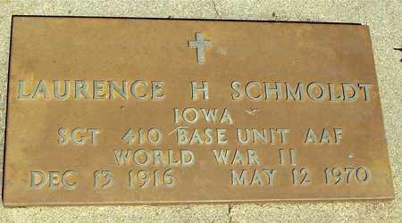 SCHMOLDT, LAURENCE H. - Ida County, Iowa | LAURENCE H. SCHMOLDT