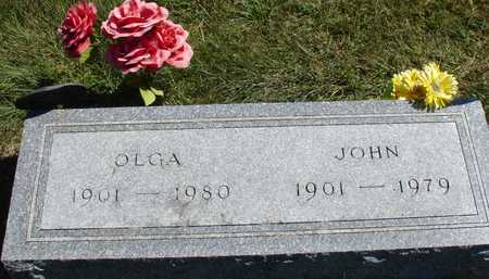 SCHNECKLOTH, JOHN & OLGA - Ida County, Iowa | JOHN & OLGA SCHNECKLOTH