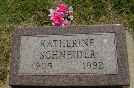 SCHNEIDER, KATHERINE - Ida County, Iowa | KATHERINE SCHNEIDER