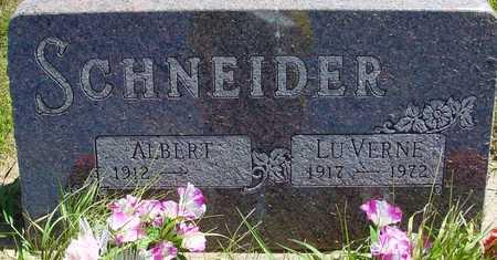 SCHNEIDER, LUVERNE - Ida County, Iowa | LUVERNE SCHNEIDER