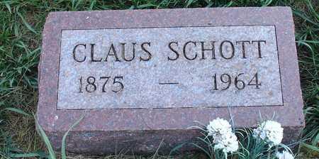 SCHOTT, CLAUS - Ida County, Iowa | CLAUS SCHOTT