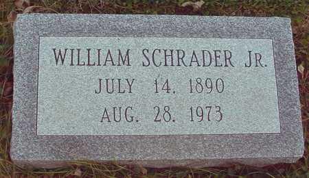 SCHRADER, WILLIAM   JR. - Ida County, Iowa | WILLIAM   JR. SCHRADER