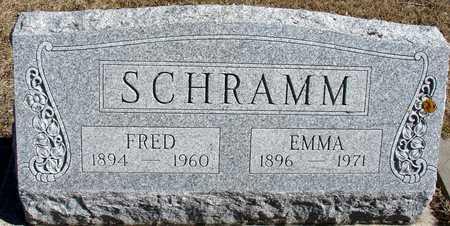 SCHRAMM, FRED & EMMA - Ida County, Iowa | FRED & EMMA SCHRAMM