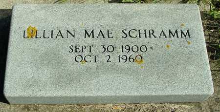 SCHRAMM, LILLIAN MAE - Ida County, Iowa | LILLIAN MAE SCHRAMM