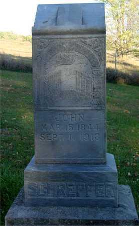 SCHREPFER, JOHN - Ida County, Iowa   JOHN SCHREPFER
