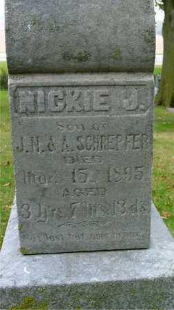 SCHREPFER, NICKIE J. - Ida County, Iowa   NICKIE J. SCHREPFER