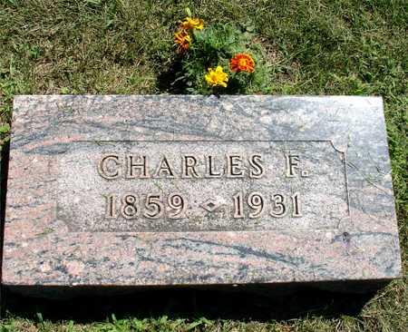 SCHROEDER, CHARLES F. - Ida County, Iowa | CHARLES F. SCHROEDER