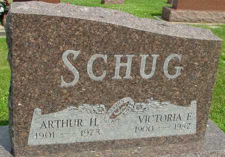 SCHUG, ARTHUR & VICTORIA - Ida County, Iowa | ARTHUR & VICTORIA SCHUG
