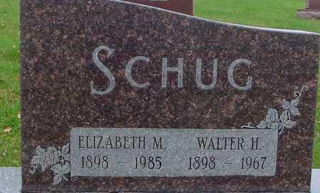 SCHUG, WALTER & ELIZABETH - Ida County, Iowa | WALTER & ELIZABETH SCHUG